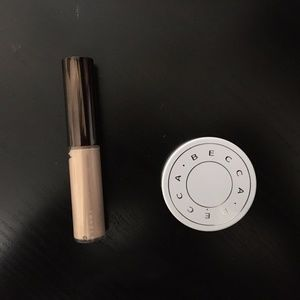 Becca Highlighter and Powder Bundle NWT